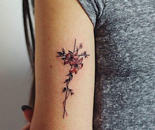 Tatuajes De Cruces Cruz Crucifijo Significado Tatuajes