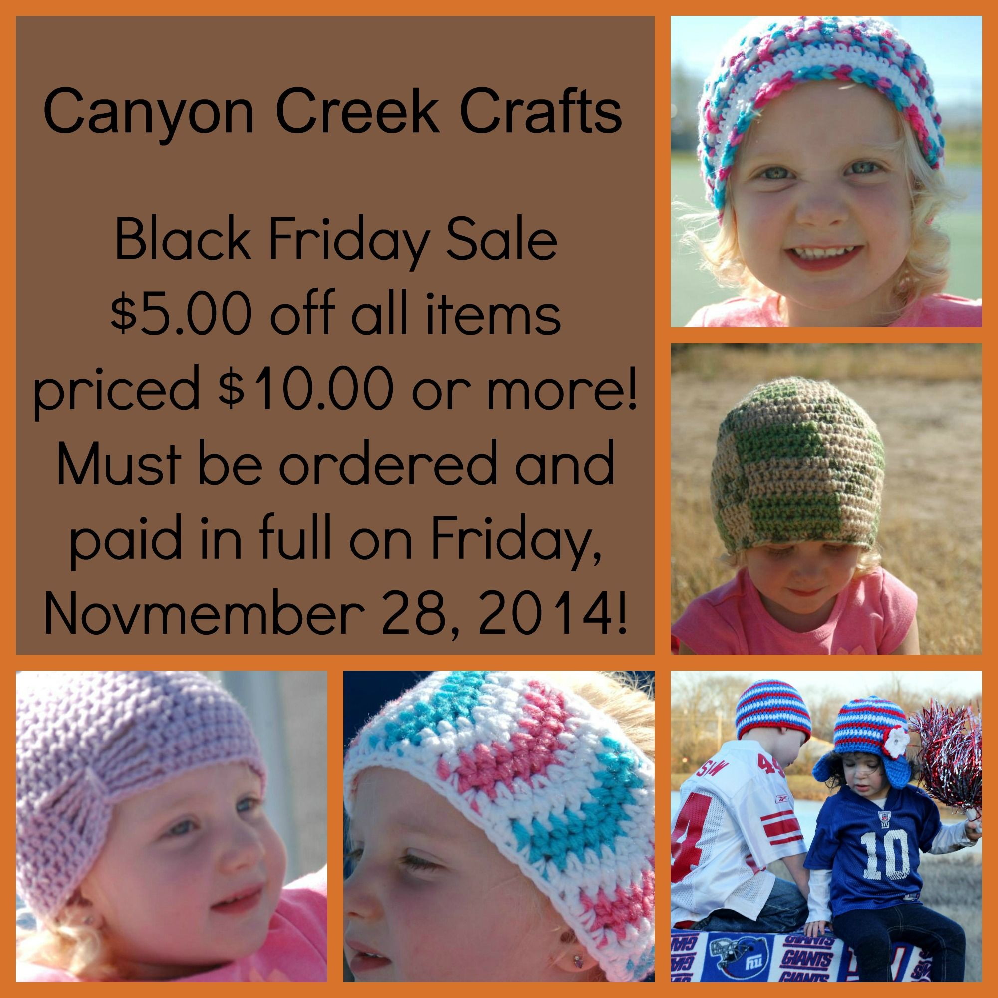 https://www.facebook.com/canyoncreekcrafts