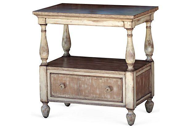 Ballard Side Table On OneKingsLane.com