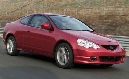 Remember the Integra? Here is the replacet: 2002 Acura RSX ...