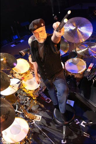 Mick Fleetwood A Master Holds The Dubious Distinction Of Being