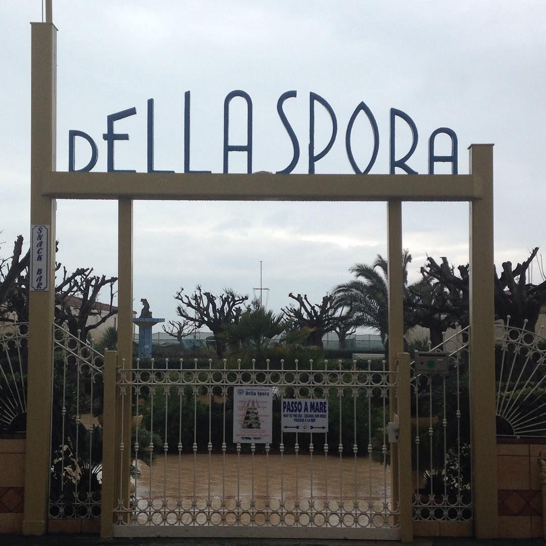 Insegna del bagno della Spora, Viareggio #igerstoscana #toscana ...