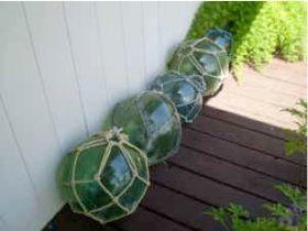 Japanese fishing floats from Hawaii craigslist copyright