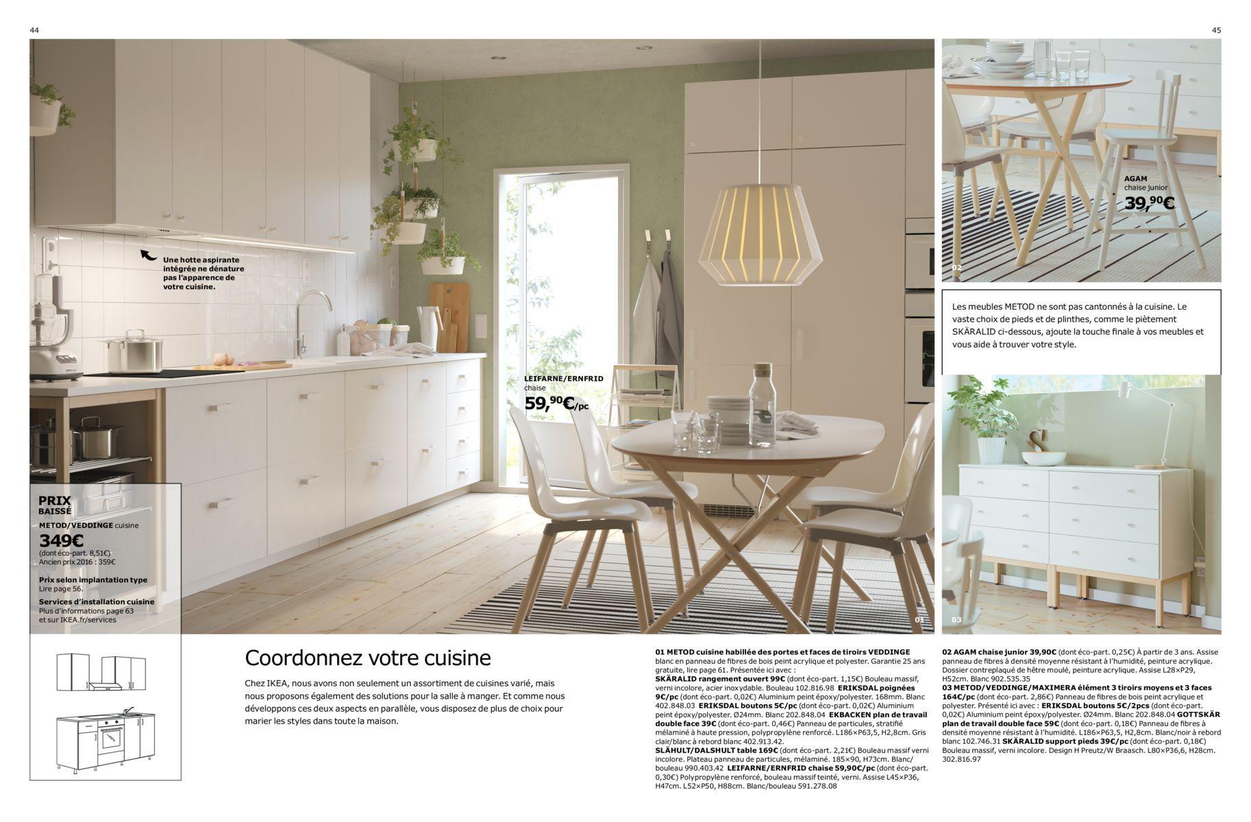 Cuisines Brochure 2017MaisonIkea Rangement IKEA et BWxodrCe