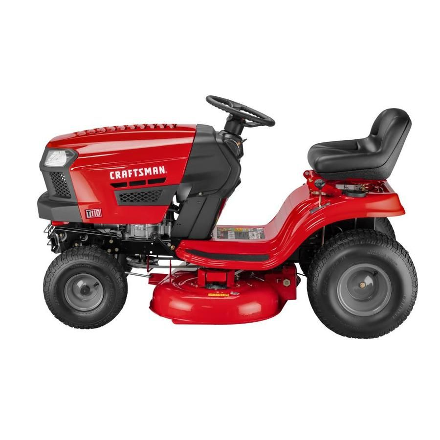 craftsman t110 17 5 hp manual gear 42 in riding lawn mower withcraftsman t110 17 5 hp manual gear 42 in riding lawn mower with mulching capability (kit sold separetly)