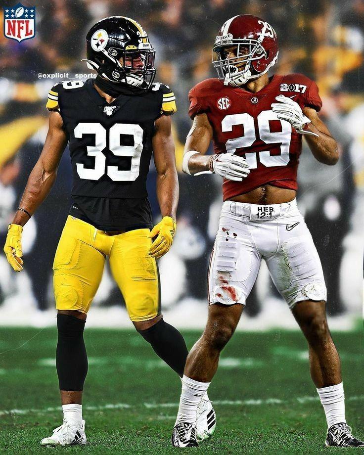 minkah fitzpatrick in 2020 Joe greene, Steelers