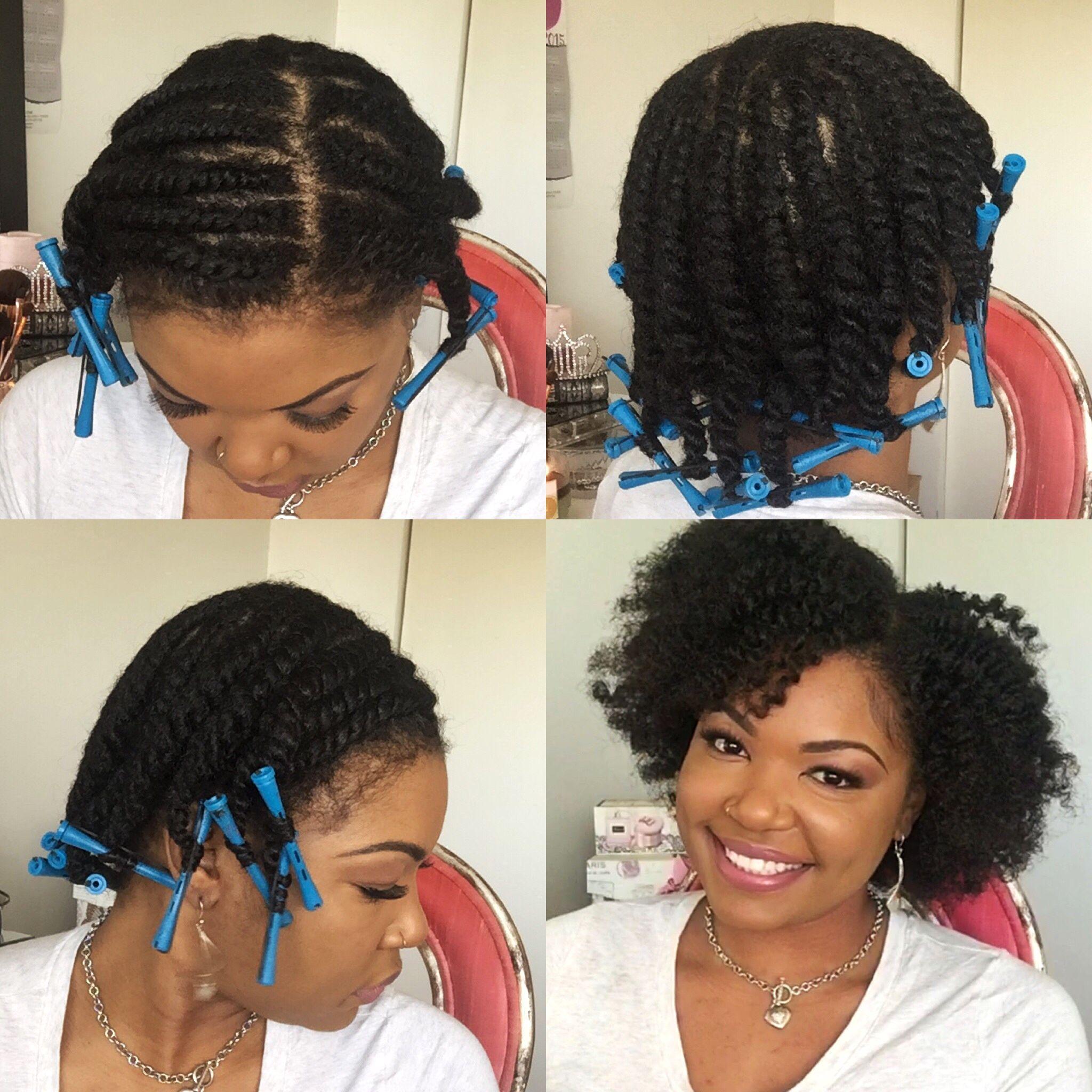 4c natural hair twostrand twist outtutorial - HD2048×2048