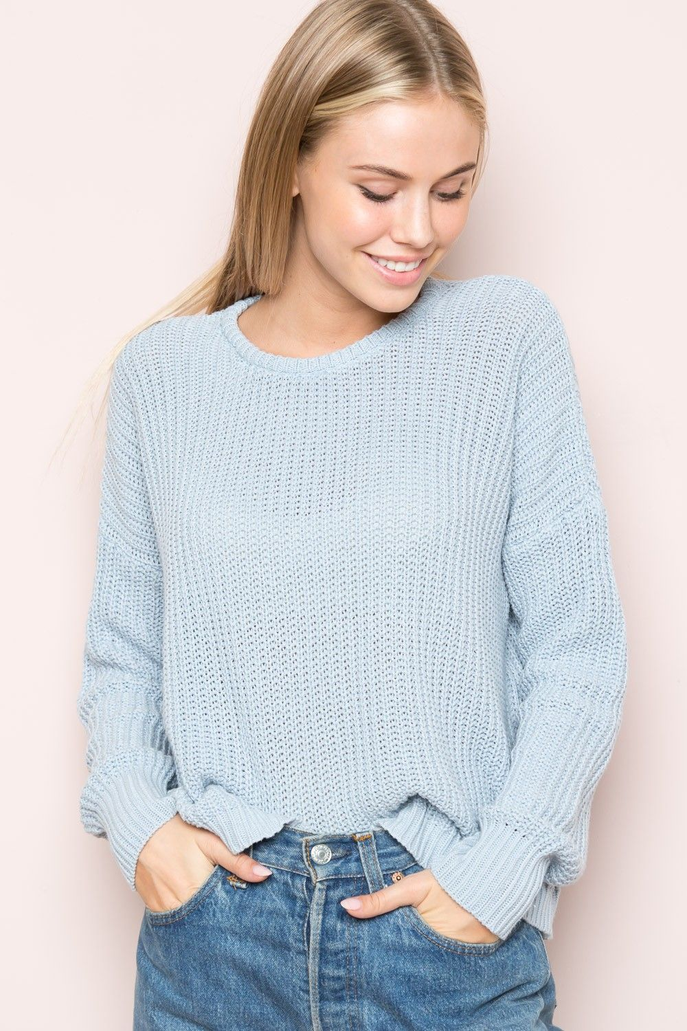 Brandy ♥ Melville | Bronx Sweater - Pullovers - Sweaters ...