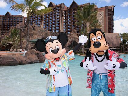 Disney and Hawaii all in one!