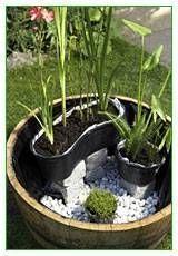 Pflanzkorbe In Position Bringen Garten