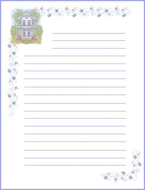 Lined Letter Writing Paper Lined Stationery  Mother's Day Stationery  Pinterest  Stationary .