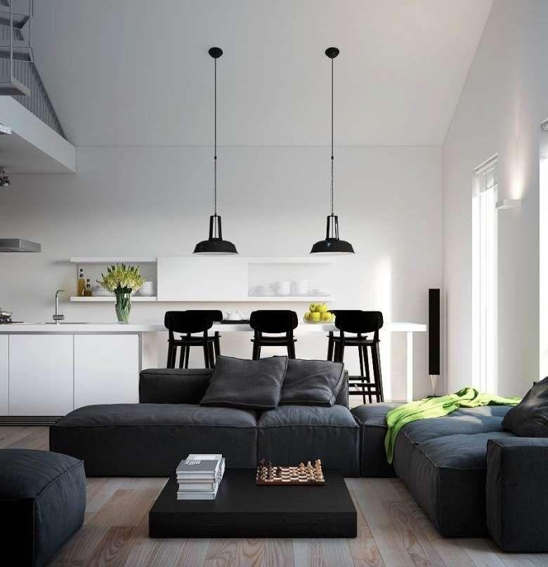 Soggiorno piccolo con angolo cottura | Appartamento ...