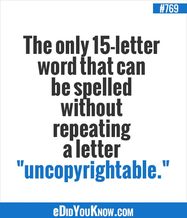 Longest English Word Without Repeating Letters