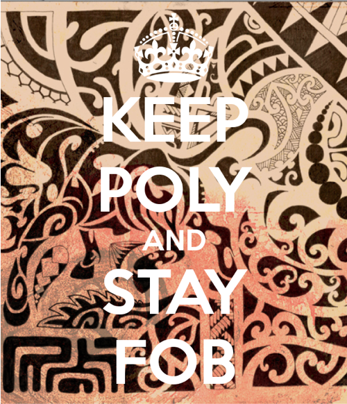 """Keep Poly"" ? haha must be fob. lol jks"
