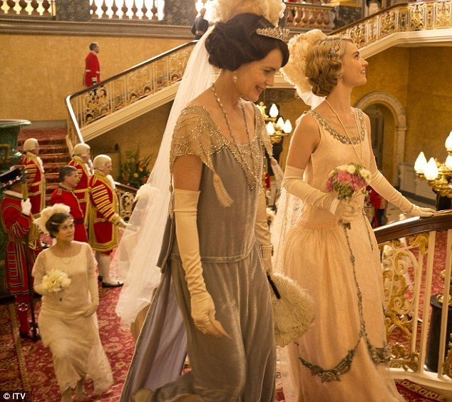 A Rose in bloom! Rose's coming out at Buckingham Palace promises to be a spectacular conclusion to season four of Downton
