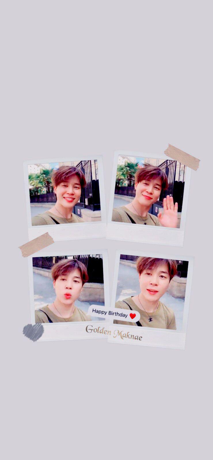 #JIMIN #HappyBirthdayKookie JIMIN Saying Happy Birthday to Jungkook  cr: hope28 #happybirthdayjungkook