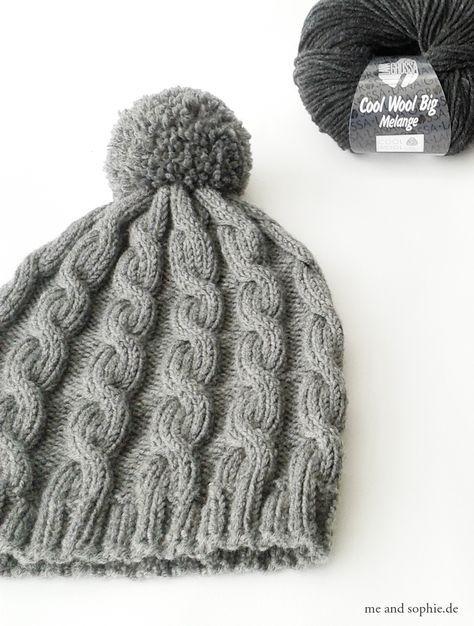 Photo of einfache zopfmütze für jungs und Männer