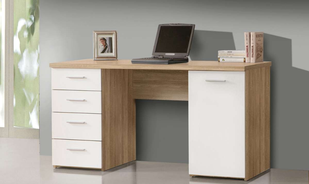 Schreibtisch Valentin Burotisch Schreibtisch Braun Und Schreibtisch
