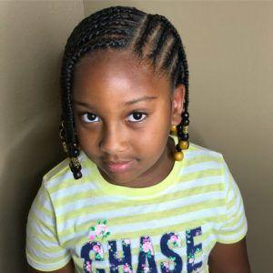 Natural Hairstyles For Black Girls Black Kids Braids Hairstyles Black Kids Hairstyles Short Hair Lengths
