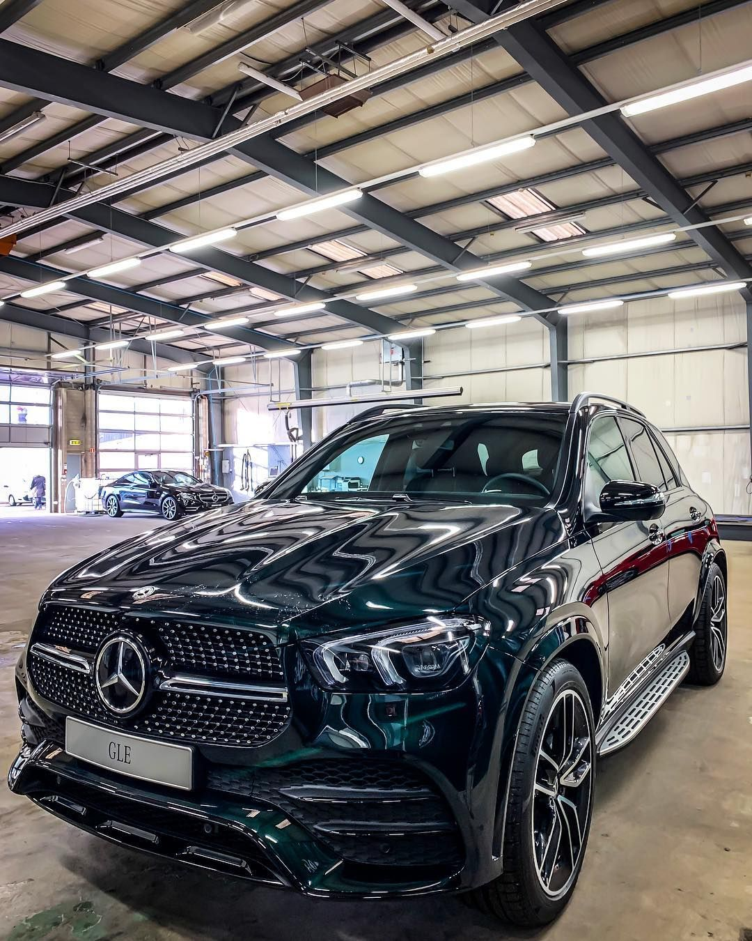 What About The Green On The New Gle Mercedes Benz
