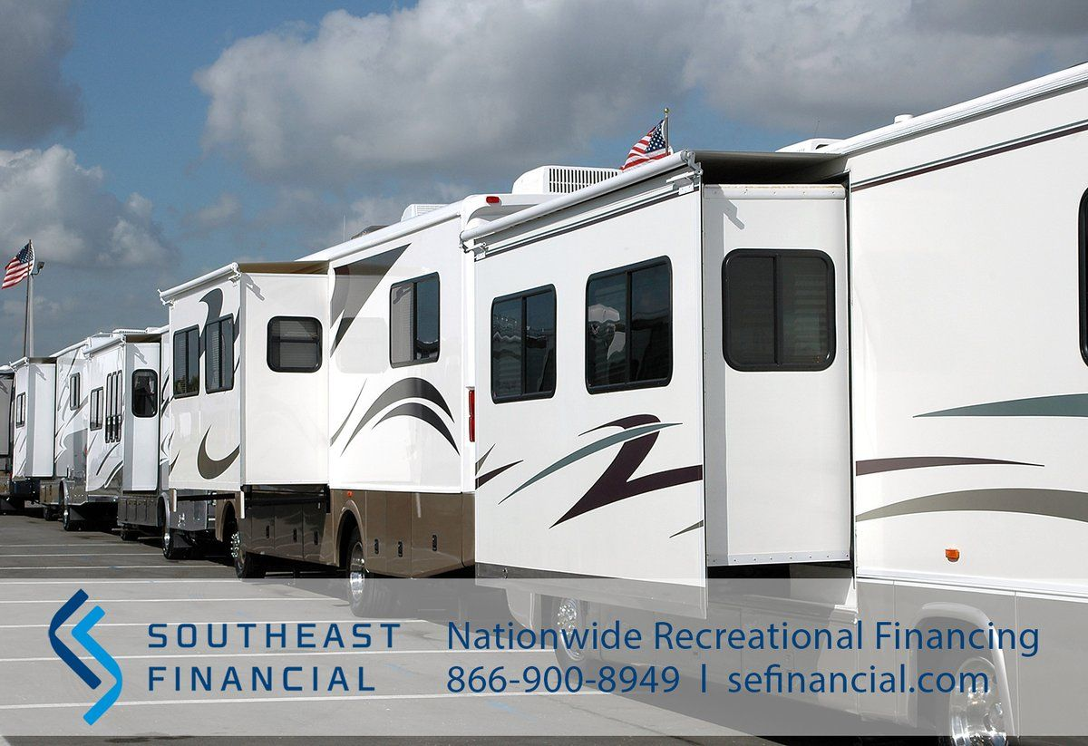 Call southeastfinancial for all of your recreation