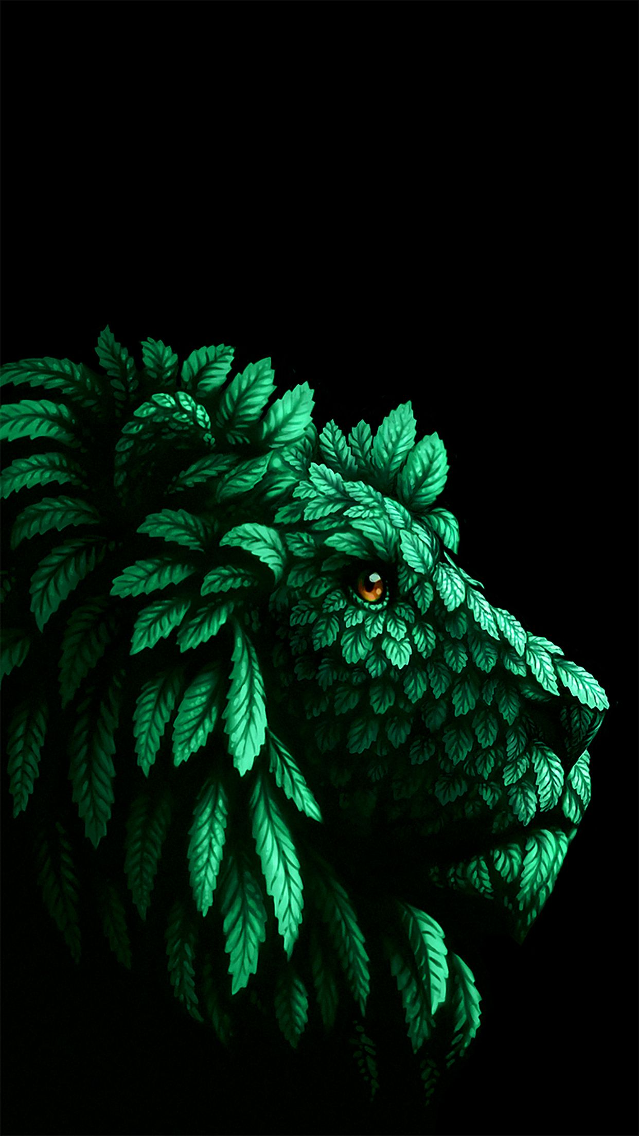 Green Lion Green Obsession Pinterest Wallpaper