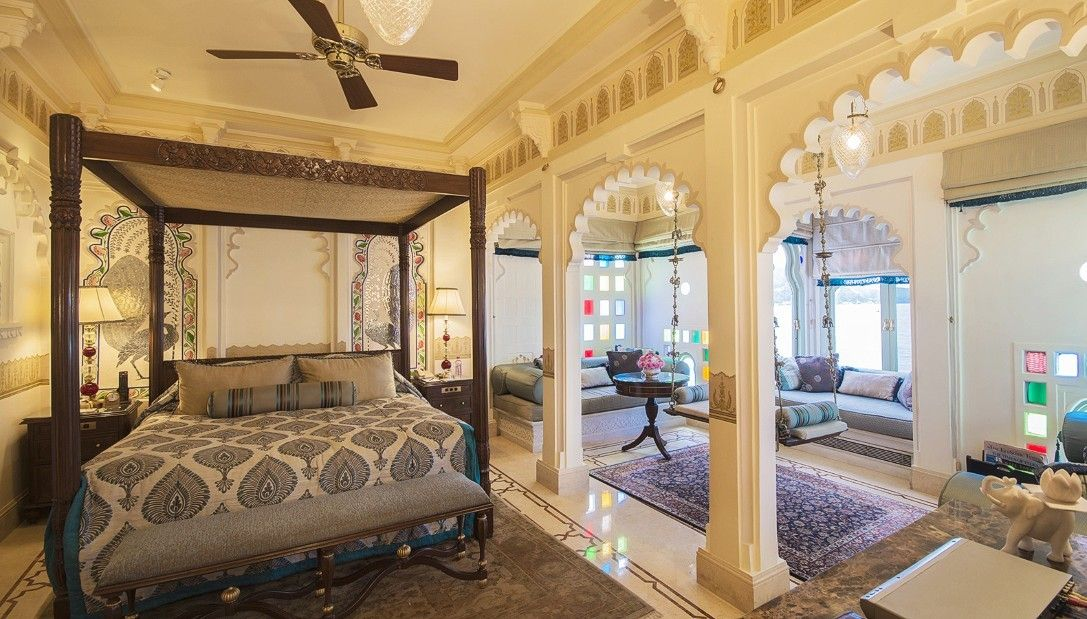 Top Heritage Hotels In India Hotel room interior