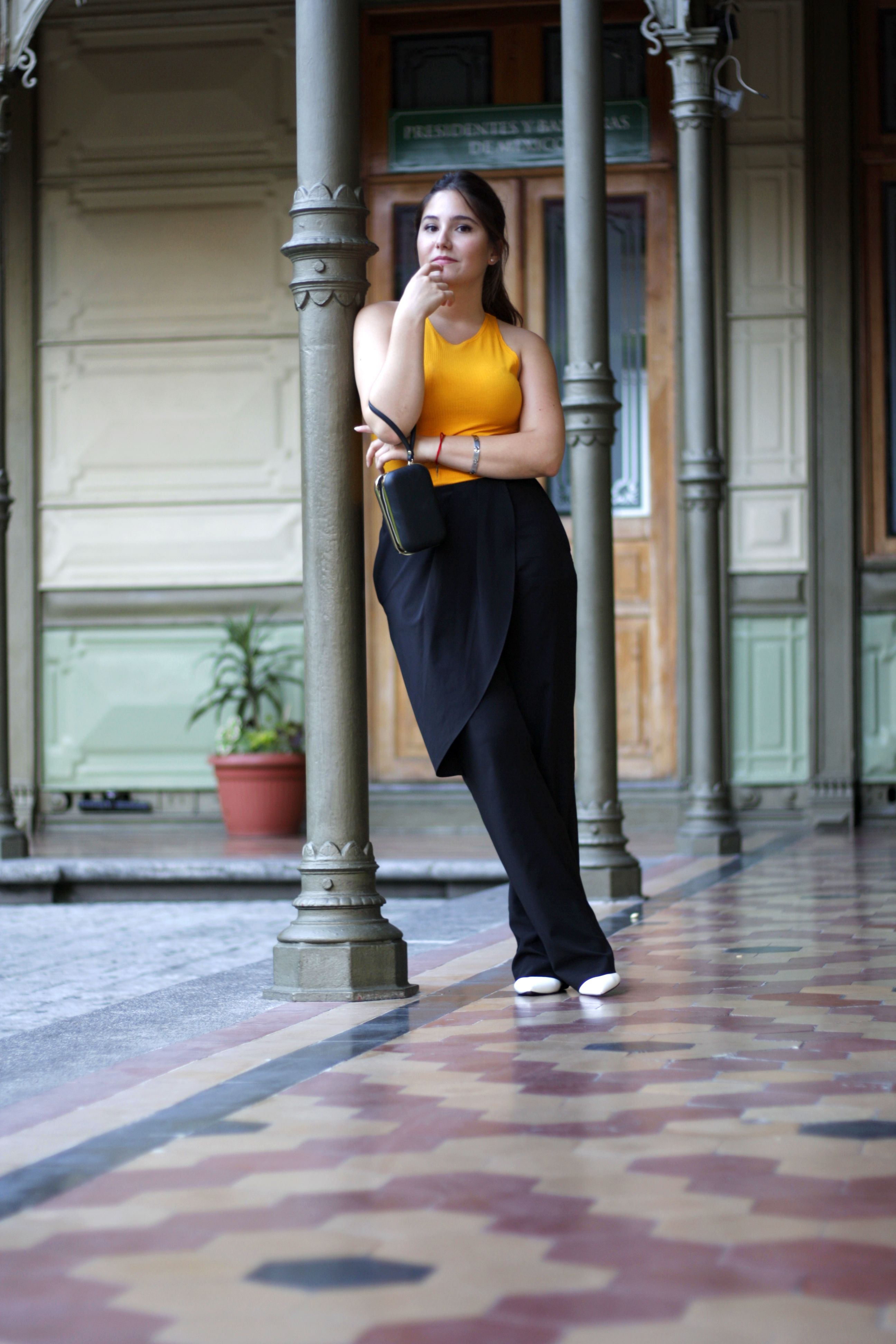 STATEMENT PANTS | ATUENDO 29