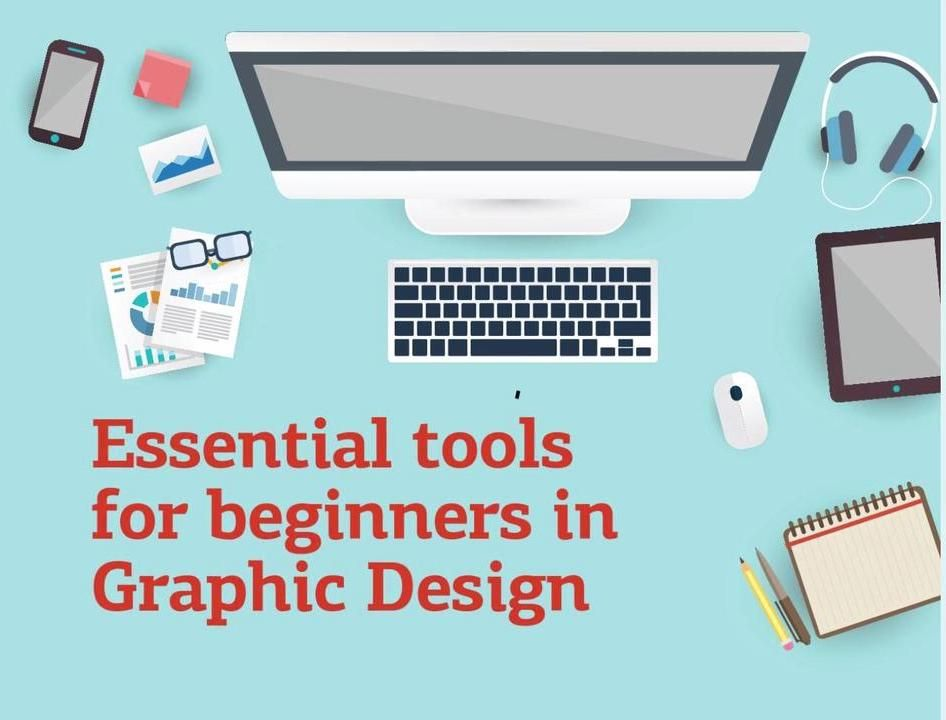 There Are A Number Of Tools That Come In Handy For A Graphic Designer For Example The Primitive Graphic Design Graphic Designer Portfolio Graphics Design Ideas