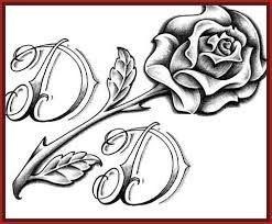 Resultado De Imagen Para Imagenes De Rosas Para Tatuar Faciles Dibujos Faciles De Amor Tatuajes De Flores Dibujos A Lapiz