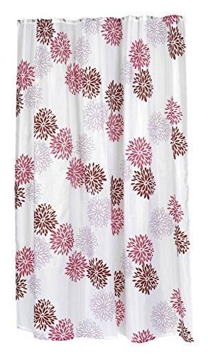Hotel White Fabric 70 Inch X 84 Inch Extra Long Shower Curtain