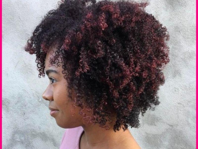 Easy Natural Hairstyles For Medium Length Hair Natural Hair