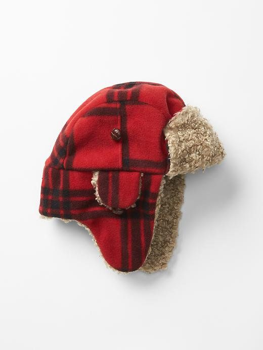 Pin for Later  100+ Gifts For Everyone on Your Holiday List Trapper Hat Gap 1ceb46b85dbe