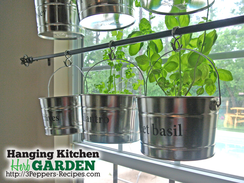 Bon Hanging Window Garden 2 Logo Wonderful DIY Hanging Herb Garden For Kitchen