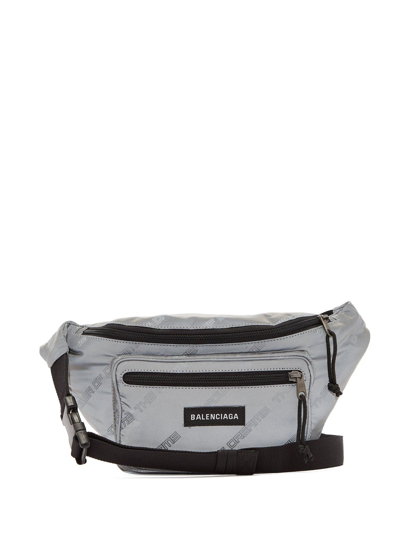1016763e4d Balenciaga Power of Dreams-print belt bag | Bags | Bags, Balenciaga ...