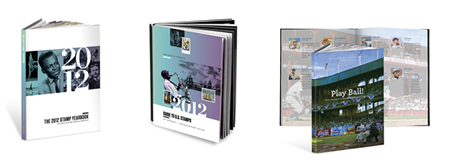 The 2012 Stamp Yearbook and 39th edition of The Postal