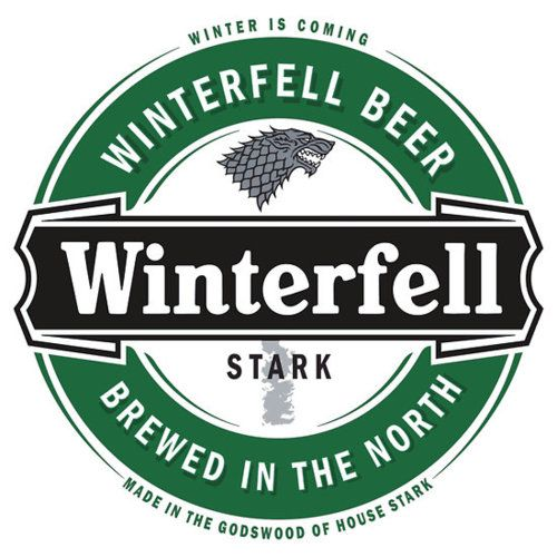 Winterfell beer. by satansbrand