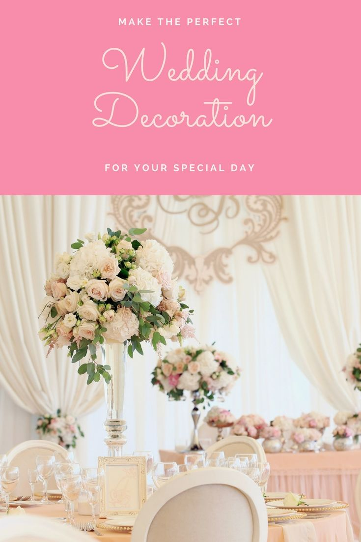 Stunning Wedding Decorations Ideas Libraries - Great And Good Value ...