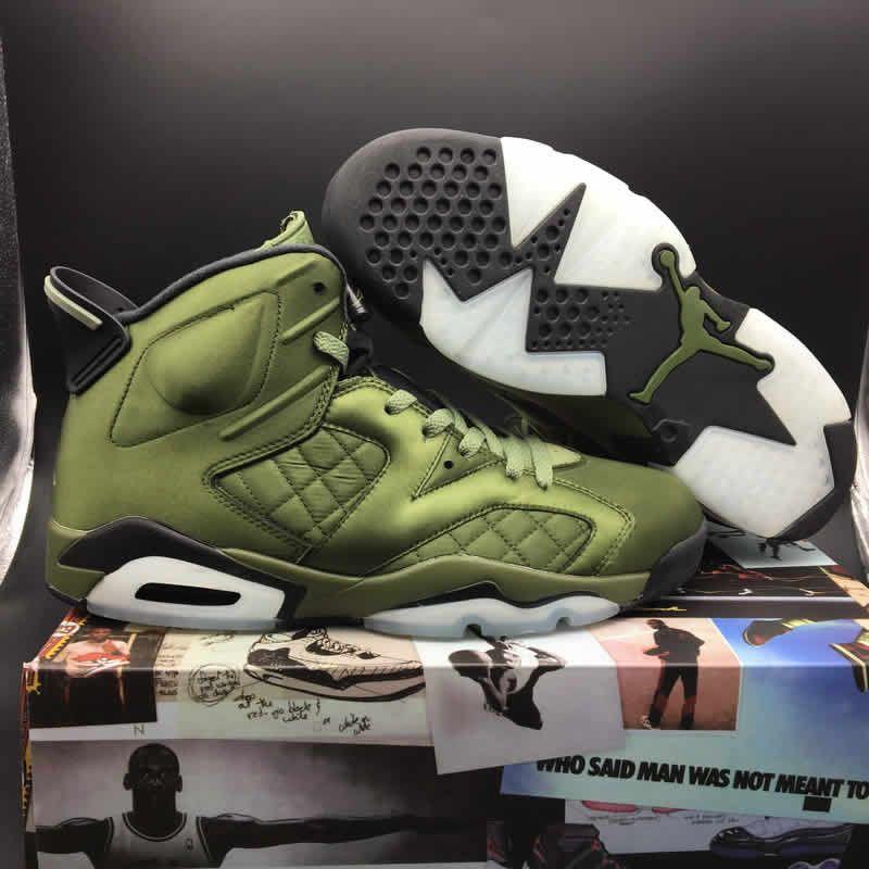 06f2e863e1f Air jordan 6 pinnacle AJ6 AH4614-303 basketball shoes | Jordan | Air ...