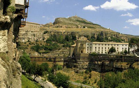 Parador Of Cuenca Cuenca A Convent Monastery Parador España Hoteles Arquitectura