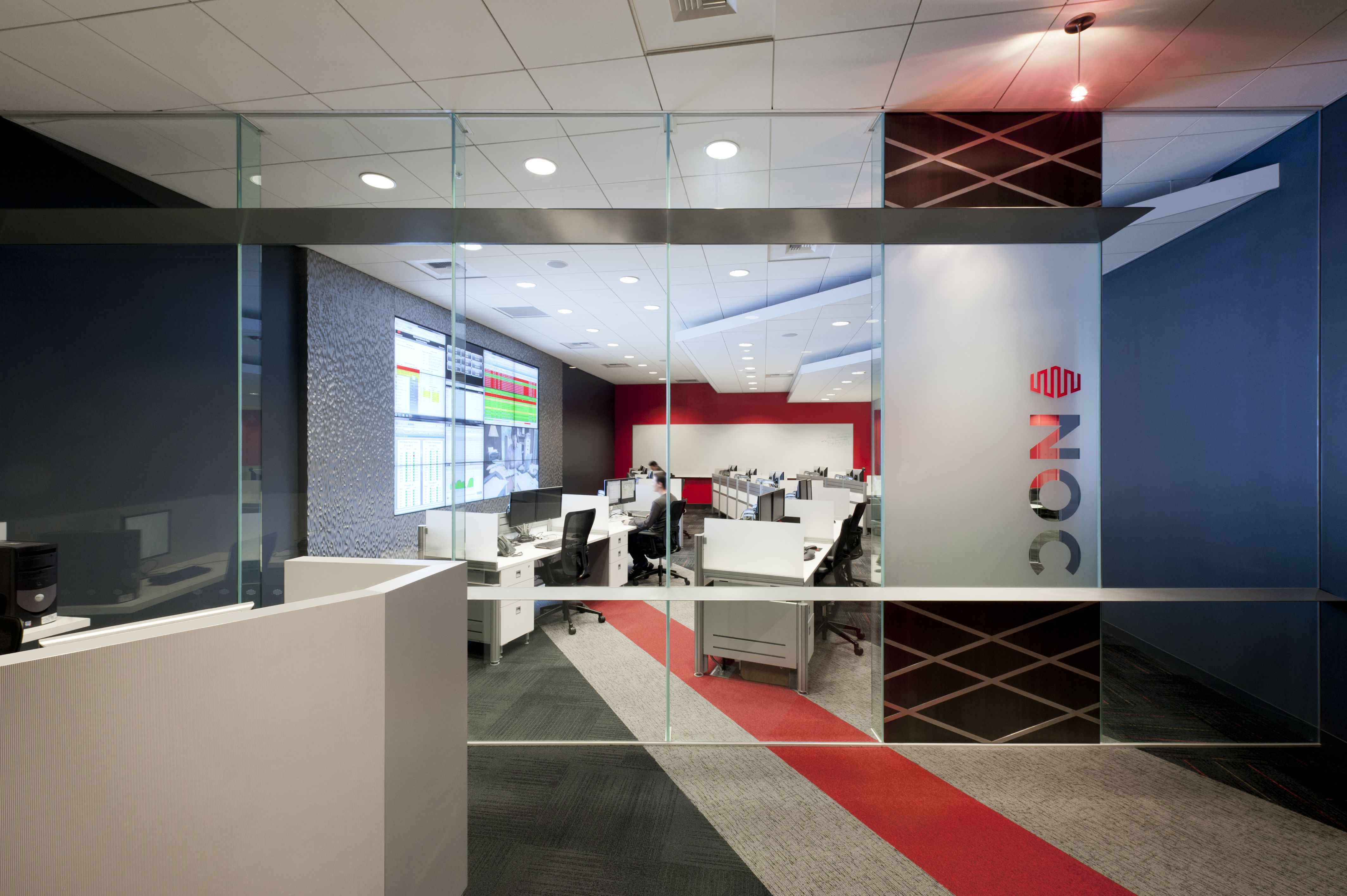 Equinix Redwood City, Corporate Headquarters & Executive