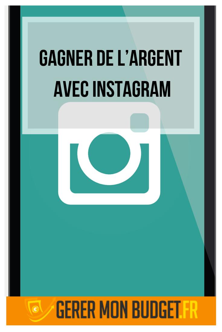 Gagner De L'argent Avec Instagram : gagner, l'argent, instagram, Comment, Gagner, L'argent, Instagram, L'argent,, Largent,