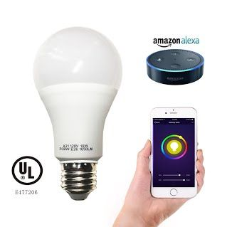 Features Benefits Smart A21 Rgbw Tunable White Color Led Bulbs Cxy Wifi App Smartphone Controlled Led Light Bulbs Multicolor Dimmable White Works With