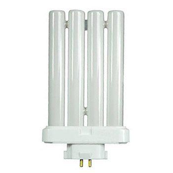 Triangle Bulbs T50026 Fml27 65k 27 Watt 6500k Natural Daylight 4 Pin Gx10q 4 Base Fml Com Fluorescent Light Bulb Fluorescent Tube Light Fluorescent Light
