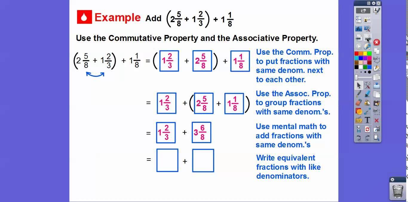 Math Antics Multi Digit Addition This Is A Nice Crisp Explanation I Like It A Lot Math Strategies Homeschool Math Math Lessons