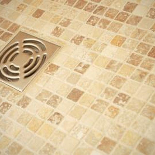 What Are Weep Holes In A Shower Drain Shower Drain Floor Drains