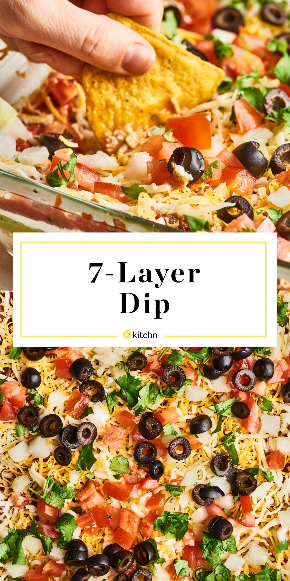 Recipe: Best-Ever 7-Layer Dip
