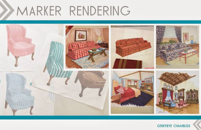 Putting together an interior design portfolio layout presentation best also interiores rh ar pinterest