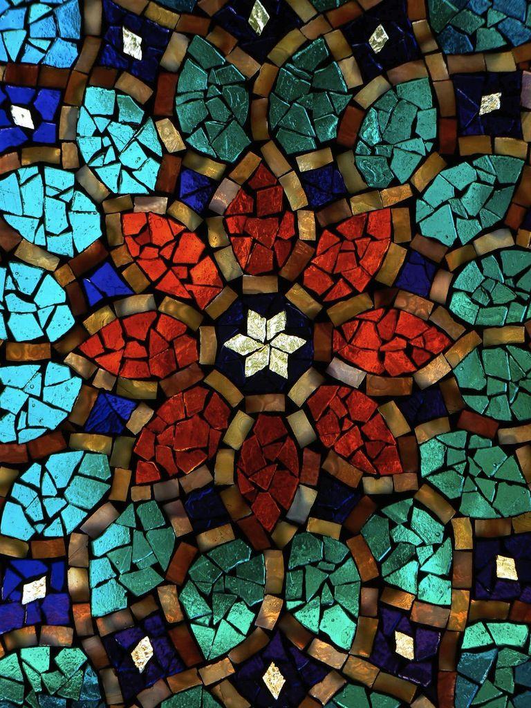 Art Décor: Mosaic Art, Mosaic Tiles