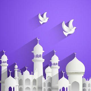 21 Gambar Kartun Masjid Cantik Dan Lucu Terbaru Gambar Kartun